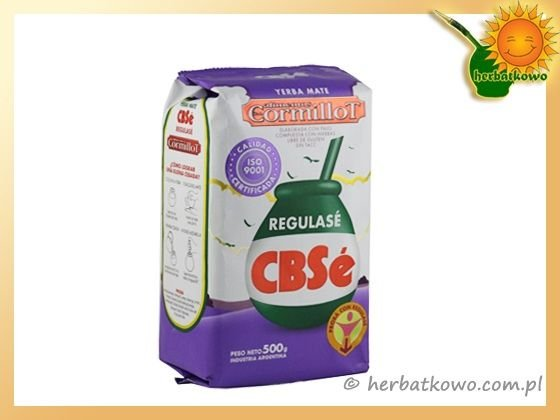 Yerba Mate CBSe Regulase 100 gram