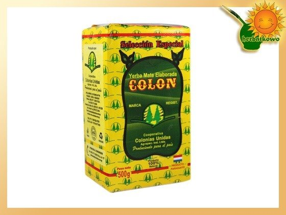 Yerba Mate Colon Especial 100 gram
